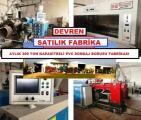 Sahibinden Devren Satılık Pvc Sondaj Boru Fabrikası